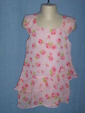 Target Gorgeous Girls Rose Print Dress, Size 1