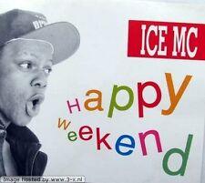 Ice MC Happy weekend (1991) [Maxi-CD]