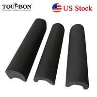 Tourbon EVA Foam Cheek Pad Inserts Comb Riser-Pack of 3 Pieces Set Hunting Black