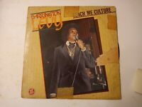 Barrington Levy ‎– Teach Me Culture - Vinyl LP 1983