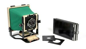 *NEW* Intrepid 5X7 Camera with 210mm lens + HOLDERS #2
