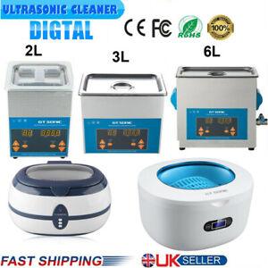 Professional Digital Ultrasonic Cleaner Ultra Sonic Bath Cleaning Tank UK