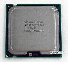 CPU INTEL CORE 2 DUO E8500 3,16 Ghz 6MB 1333Mhz SLB9K LGA775