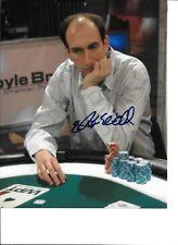 Eric Seidel-- signed photo - Pose 12