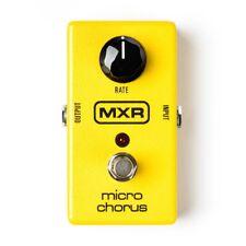 MXR M148 MICRO CHORUS Guitar Effect Pedal