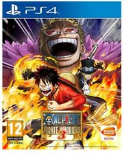 ONE PIECE PIRATE WARRIORS 3 PS4 VIDEOGIOCO PLAY STATION 4 ITALIANO NUOVO PAL