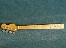 NEW 50's PB bass guitar maple neck and fingerboard Kluson heads, bargain price !