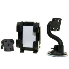 Universal Gooseneck Phone Holder For Car Dash Windshield Vent