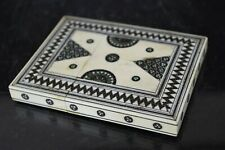 Beautiful Antique Inlaid Card Case