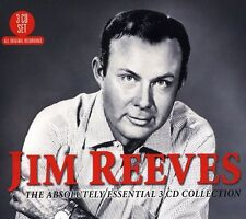 Jim Reeves - Absolutely Essential [New CD] UK - Import