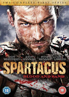Spartacus - Blood and Sand: Series 1 DVD (2011) Andy Whitfield cert 18 4 discs