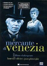 Dvd IL MERCANTE DI VENEZIA - (1973) Teatro/Cabaret 01 Distribution ......NUOVO