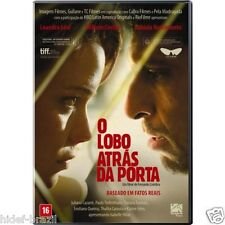 DVD O Lobo Atras Da Porta [Wolf at the Door Subtitles English + Spanish] Reg ALL