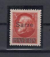 H3429/ SAAR – MI # 29 MINT MH SIGNED – CV 165 $