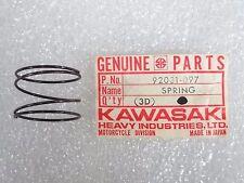 Kawasaki NOS NEW  92081-097 Spring EJ F11 F12MX KE KL KT KX KDX KLX 1973-2004