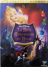 Dvd La Bella Addormentata nel bosco - Ed. spec. slipcase 2 dischi 50° ann. Usato