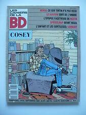 Magazine (très bel état) - Les cahiers de la bande dessinée 82 (Cosey)