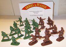Armies in Plastic 5662 - WWI - Scottish Highlanders & Germans Pickelhaub    1/32