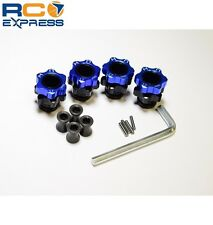 Hot Racing Traxxas Slash 2wd Aluminum 17mm Hex Hubs TE117SL01