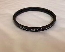 Hoya 52mm To 49mm Step down Ring
