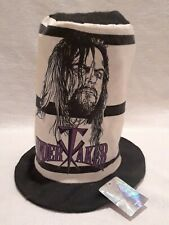 Rare Vintage WWF The Undertaker Hat Felt Top Hat with Tags