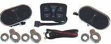 "Hogtunes Universal Handlebar Wireless Speaker System Fits 7/8"" to 1.25"" Bars"
