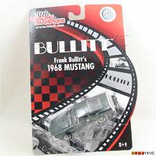 Racing Champions Bullitt 1968 '68 Ford Mustang 1:64 diecast Steve McQueen