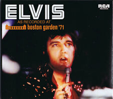 Elvis Presley FTD 93 - ELVIS AS RECORDED AT BOSTON GARDEN - New & Sealed