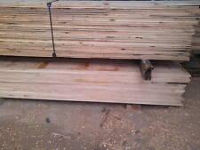 "Reclaimed Pine Flooring Floorboards  approx. 9"" 15m2"