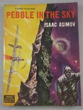 PEBBLE IN THE SKY ISAAC ASIMOV 1953 GALAXY SF #14 DIGEST PAPERBACK PB