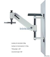 TOP Quality  Optometry Room Wall Stand Shelf Support for Phoropter and Projector
