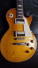 """2012 Gibson Les Paul Collector's Choice #4 """"Sandy"""" Dirty Lemon 1959 w/ OHSC, COA"""