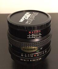 Photax Super Paragon PMC II 1:2.8 Macro Lens F=28mm