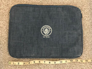 Manchester City 125 Year Anniversary Laptop Bag Holdall