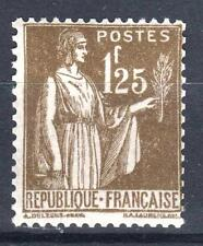 """FRANCE STAMP TIMBRE N° 287 """" TYPE PAIX 1F25 OLIVE """" NEUF xx TTB  P124"""