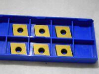 ATI Stellram Carbide Turning Inserts CNMA432A Grade SC1519 Qty 6 027745