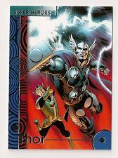 2013 MARVEL FLEER RETRO BASE CARD #45 THOR