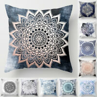 Pillow Cover Home Decor Cushion Cover Sofa Pillow Protector Mandala Pillow Case