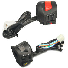 7/8'' 22MM Motorcycle Handlebar Horn Turn Signal Lamp Control Switch Charming