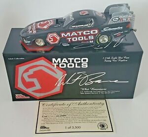2001 1/24 WHIT BAZEMORE US NATIONALS NEW SPEED RECORD PONTIAC FIREBIRD FUNNY CAR