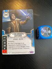 Star Wars Destiny - Ezra Bridger's Lightsaber - Way of the Force #67