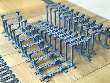 Lego compatible train set Track supports works great with 60051 66493 7939