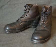 Paire de brodequins Mle 1945 Indochine