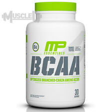 MusclePharm BCAA - 240 Capsules/30 Serves - Muscle Pharm Branch Chain Amino Acid