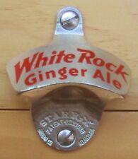 WHITE ROCK GINGER ALE Starr X Bottle Opener NEW!