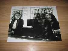 Joe Turkel As Lloyd From The Shining Signed 8x10 Photo/Kubrick/Jack Nicholson