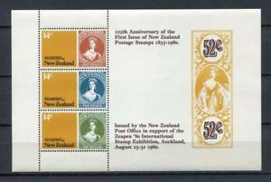 23675) NEW ZEALAND 1980 MNH** Centenary 1st stamp s/s