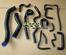 For SKYLINE ECR33 / R33 GTS-25T / GTS-4 RB25DET Silicone heater radiator hose