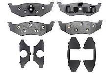 Disc Brake Pad-Organic Rear ACDELCO PRO DURASTOP 17D658 OEM