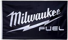 Milwaukee FUEL flag 3*5 FT banner